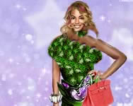 Beyonce j�t�kok dress up