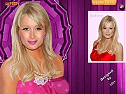 Cute Paris Hilton makeover j�t�kok ingyen