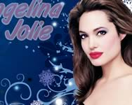 Angelina Jolie make up online játék